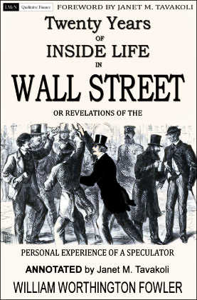 Twenty Years of Inside Life in Wall Street