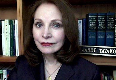 Janet Tavakoli, Founder and President of Tavakoli Structured Finance